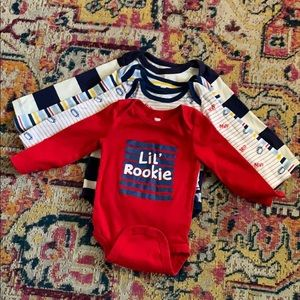 Other - Lot of 9-12 month baby onsies